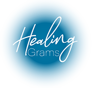 Healing Grams Logo